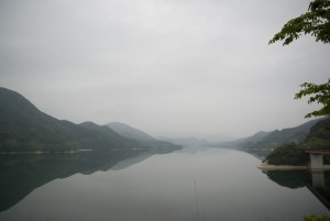 七ヶ宿湖2
