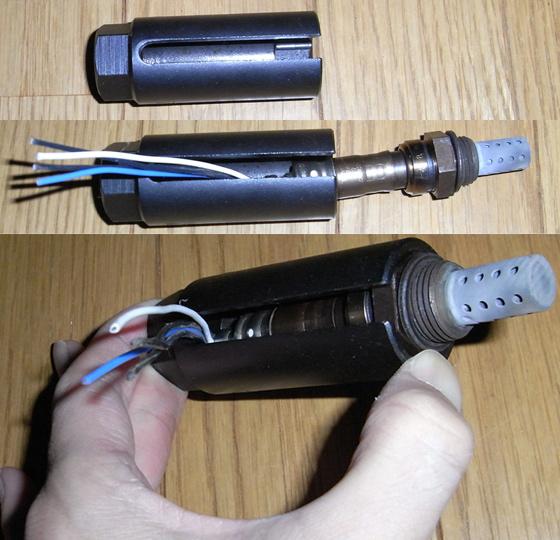 o2 センサー ソケット