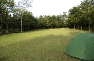 大平山リゾート高原の朝
