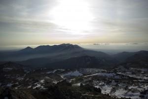 トムラウシ山頂からの風景2