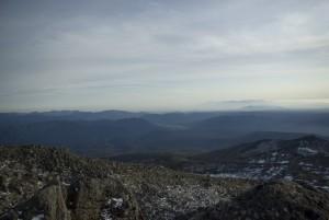 トムラウシ山頂からの風景4