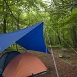 タープとテント2