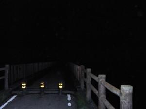 北上運河にかかる橋