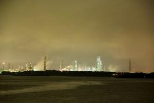 工場の夜景2