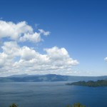 十和田湖の風景