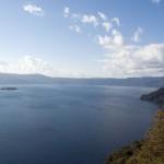瞰湖台展望台からの風景2