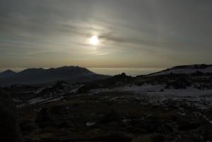トムラウシ山頂からの風景5